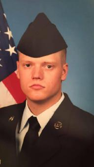Airman Layne Stockham