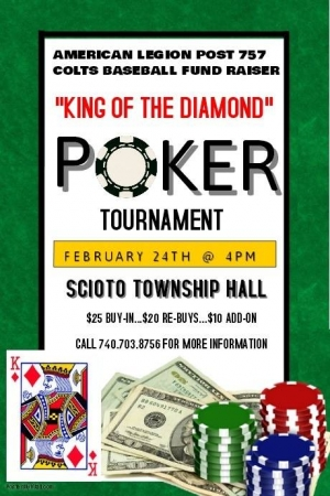 King of the Diamond Poker Shootout